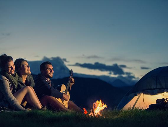 Bien choisir sa destination de camping