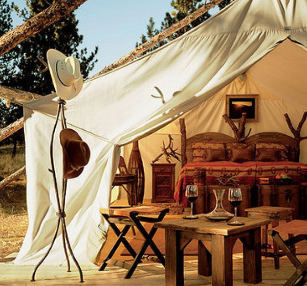 Camping traditionnel