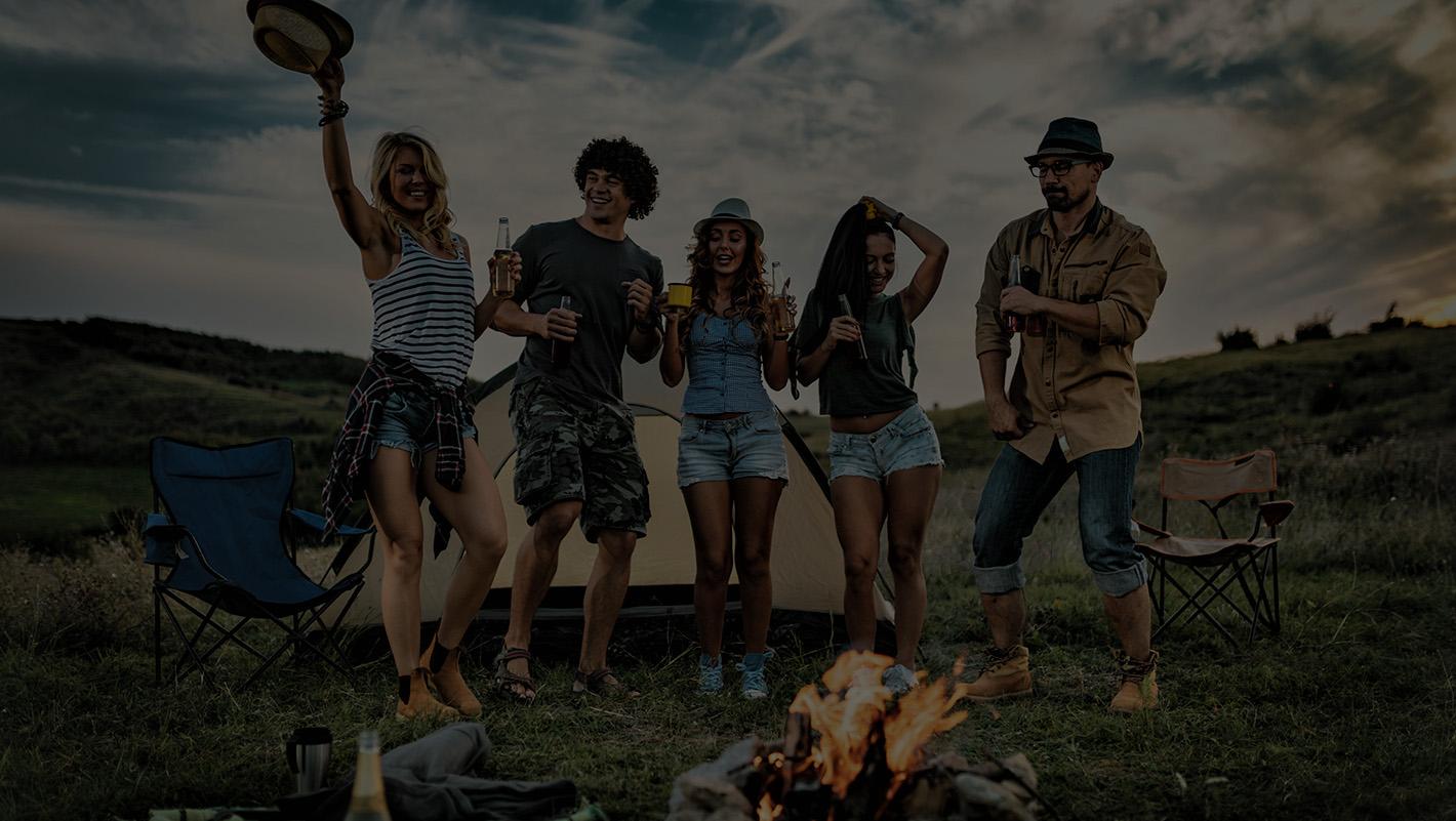 Partir en vacances au camping 2